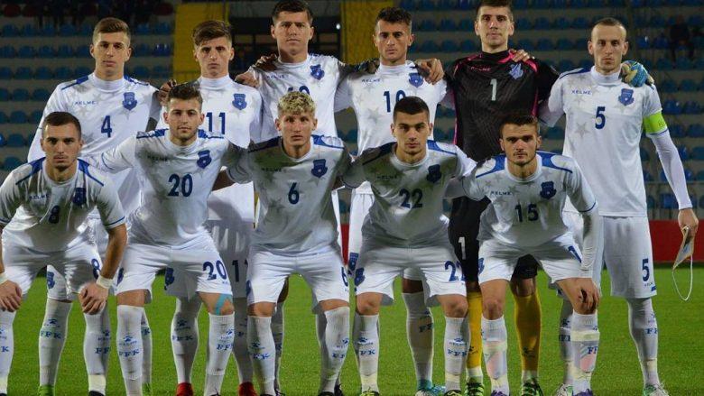 Kosova U-21 merr një barazim pa gola kundër Azerbajxhanit në Baku