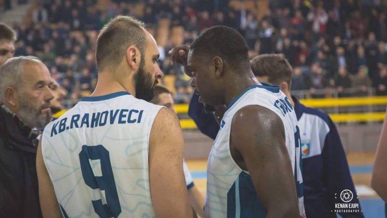 Prishtina ndërpret hovin e Rahovecit, merr lidershipin në IP Superligën e basketbollit (Video)