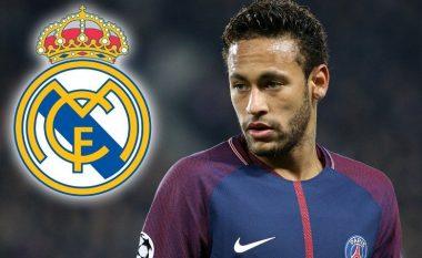 PSG refuzon mega ofertën e Real Madridit për Neymarin, 100 milionë plus tre yje