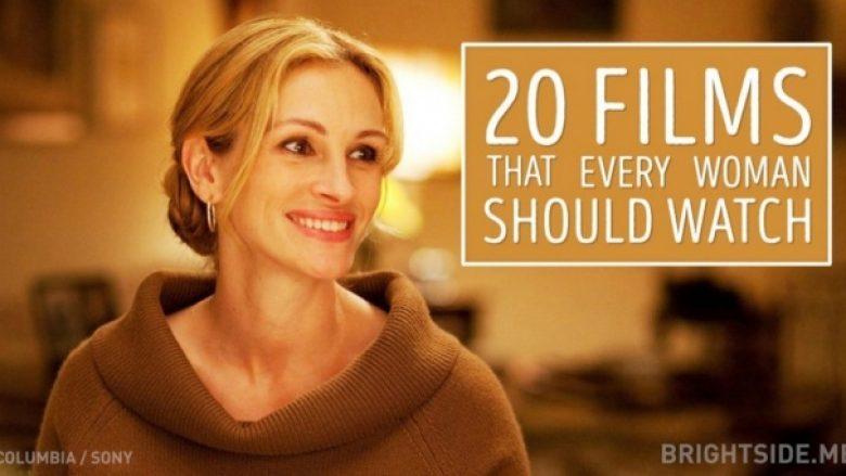 Njëzetë filmat që çdo grua duhet të shikojë (Foto)