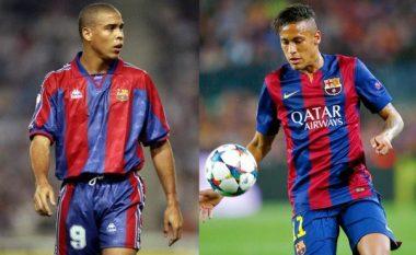 Ronaldo: Largimi i Neymarit nga Barça ishte i ngjashëm me largimin tim