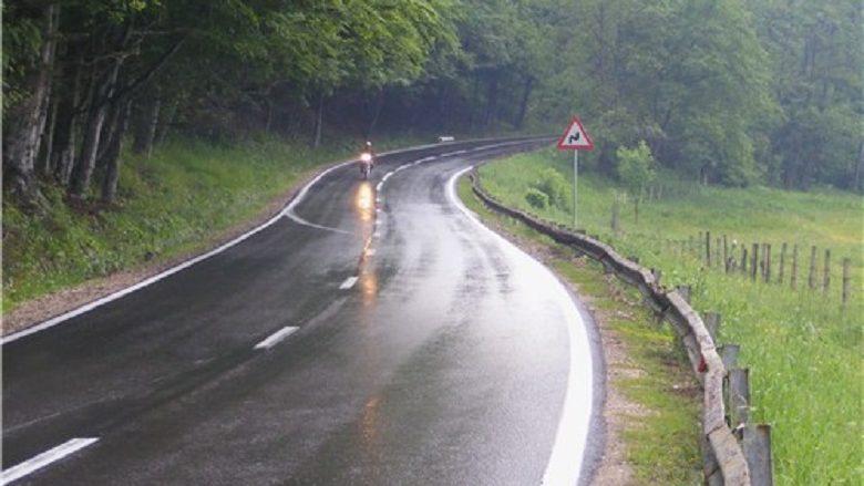 Gjendja e rrugëve në Maqedoni, LAMM rekomandon vozitje të kujdesshme