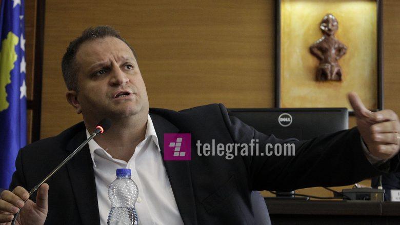 Ahmeti arsyeton shkarkimin e drejtorëve të VV-së, mohon koalicion me PDK-në