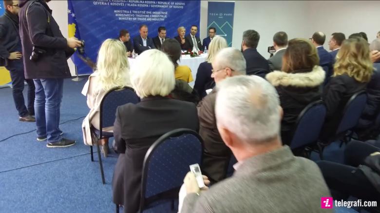 Themelimi i TechPark Prishtina, Kosova do të ketë mundësi të reja të zhvillimit të teknologjisë (Video)