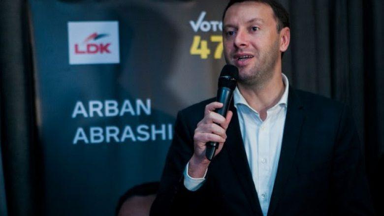 Abrashi: Do ta kthejmë dinjitetin e nëpërkëmbur të mësimdhënësve të Prishtinës
