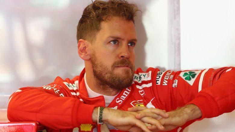 Sebastian Vettel arsyetohet për humbjen e titullit të kampionit