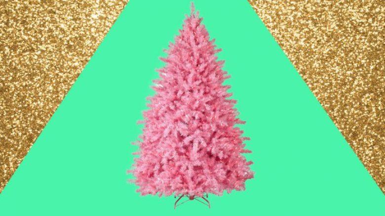 Bredhat rozë, trendi i këtij sezoni festiv (Foto)