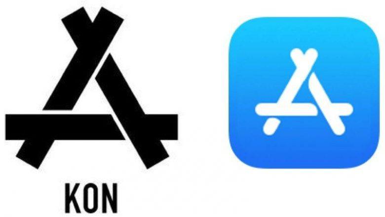 'Apple' paditet për vjedhje të logos