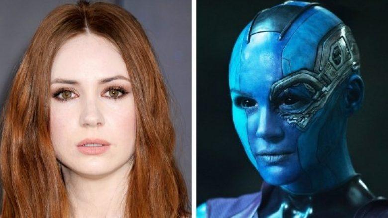 Karen Gillan — Nebula, Guardians of the Galaxy