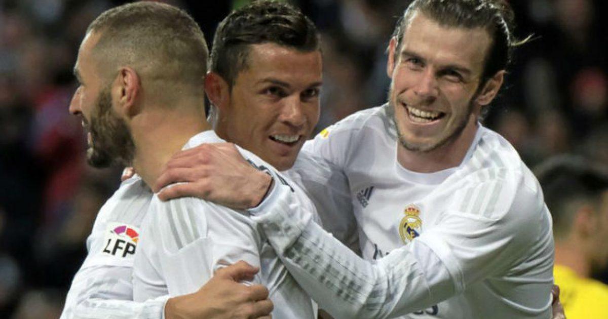 Ronaldo  Do të ishte e jashtëzakonshme nëse do të luante së bashku BBC
