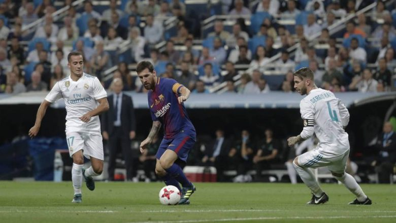 Golashënuesit më të mirë në historinë e 'El Clasico'-s, Messi bindshëm i pari