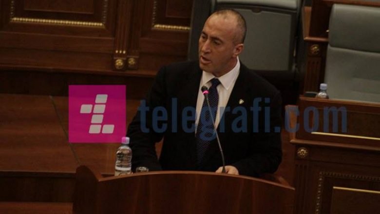 Haradinaj paraqet programin qeverisës për vitin 2017-2021 (Live)