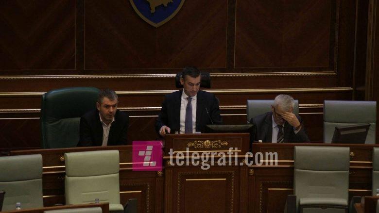 Vazhdon shqyrtimi i programit të Qeverisë 2017-2021 (Video)
