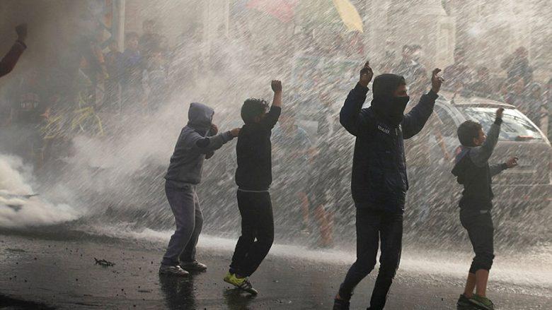 Tensionohet situata, protesta të dhunshme në Bregun Perëndimor (Live)