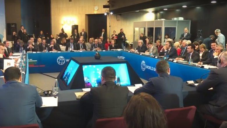 Liderët e Ballkanit Perëndimor zotohen për një zonë unike ekonomike (Video)