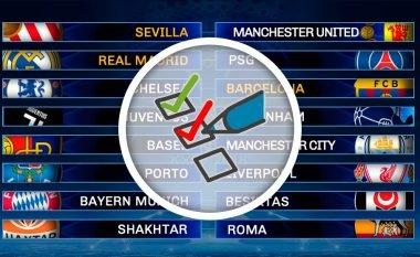 Kush do të kualifikohet në çerekfinale të LK-së? Votoni në sondazhin tonë!