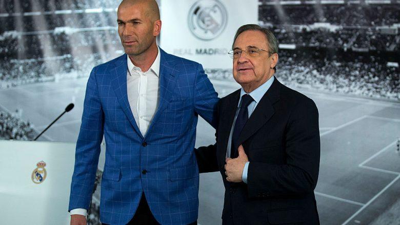 Real Madridi vendos që të blejë lojtarë në janar, kërkohet portier dhe sulmues
