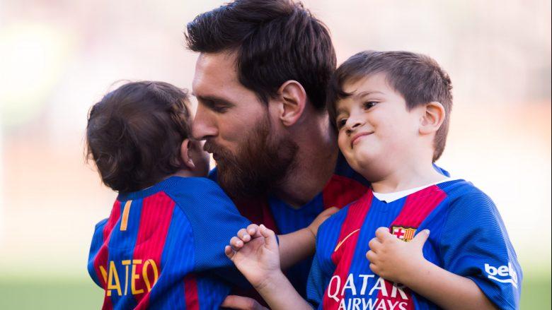 Messi flet për djemtë e tij: Thiago fenomen, Mateo i tmerrshëm