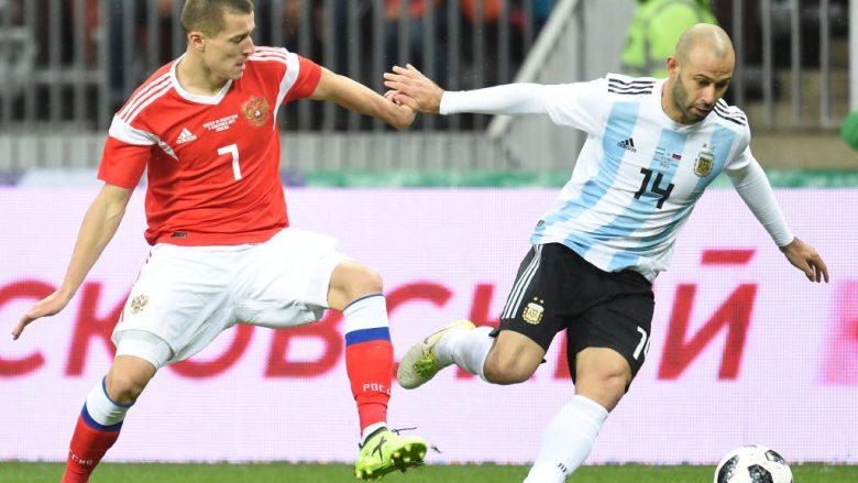 Mascherano drejt kampionatit kinez, Hebei zbulon ofertën e lartë për argjentinasin
