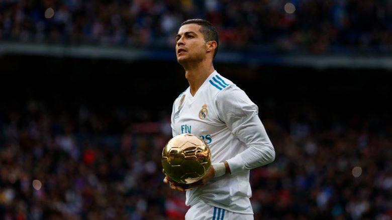 Ronaldo i vë objektiv vetës 'Topin e Artë' të gjashtë dhe të bëhet më i paguari në botë
