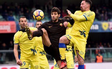 Chievo 0-0 Roma: Notat e lojtarëve, Sorrentino i jashtëzakonshëm