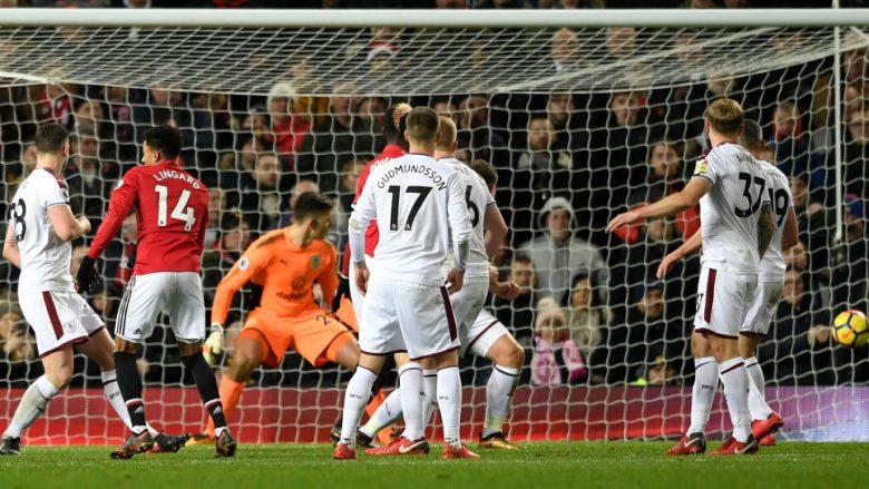 Unitedi i shpëton humbjes nga Burnley