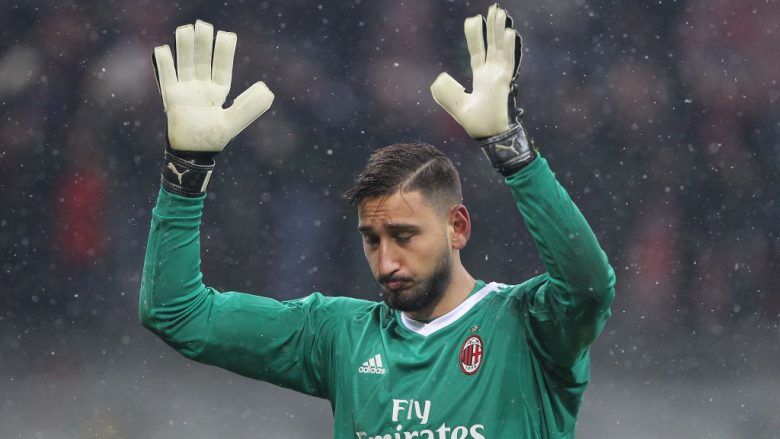 Gianluigi Donnarumma (Getty Images)