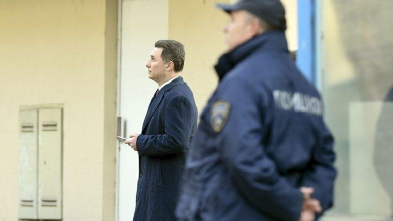 Gruevski: Aq shumë vi në gjyq sa që do kërkoj zyrë dhe rrogë (Video)