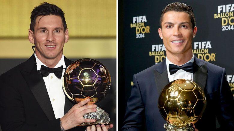 Nike zbulon para kohe fituesin e 'Topit të Artë', është Cristiano Ronaldo (Foto)