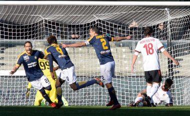 Milani i Gattusos shkatërrohet nga Verona (Video)