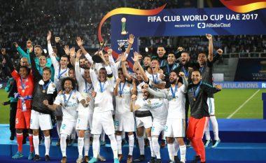 Real Madridi thyen rekordin e klubit për trofe të fituar brenda një viti