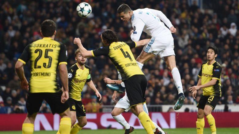 Notat e lojtarëve: Real Madrid 3-2 Borussia Dortmund, spikat Vazquez