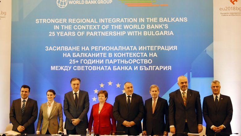 Thaçi: Vendet e Ballkanit Perëndimor të hyjnë bllok në BE