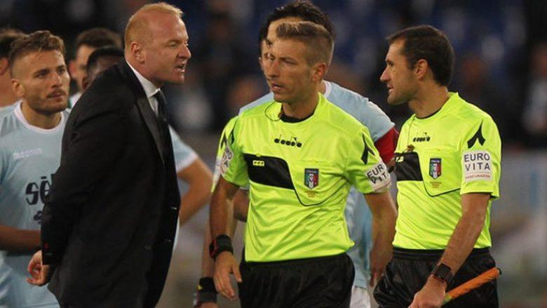 Tare dënohet me para dhe ndeshje mos lojë nga federata italiane