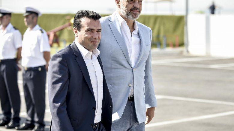 Shqipëria dhe Maqedonia sot në takim të përbashkët ndërqeveritar