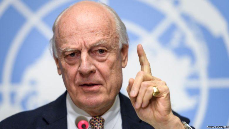 OKB: Rusia ta bindë Sirinë për të arritur marrëveshje paqësore