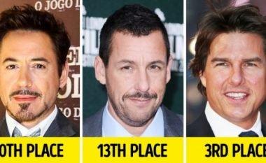 Njëzet aktorët më të pasur të kohëve moderne (Foto)