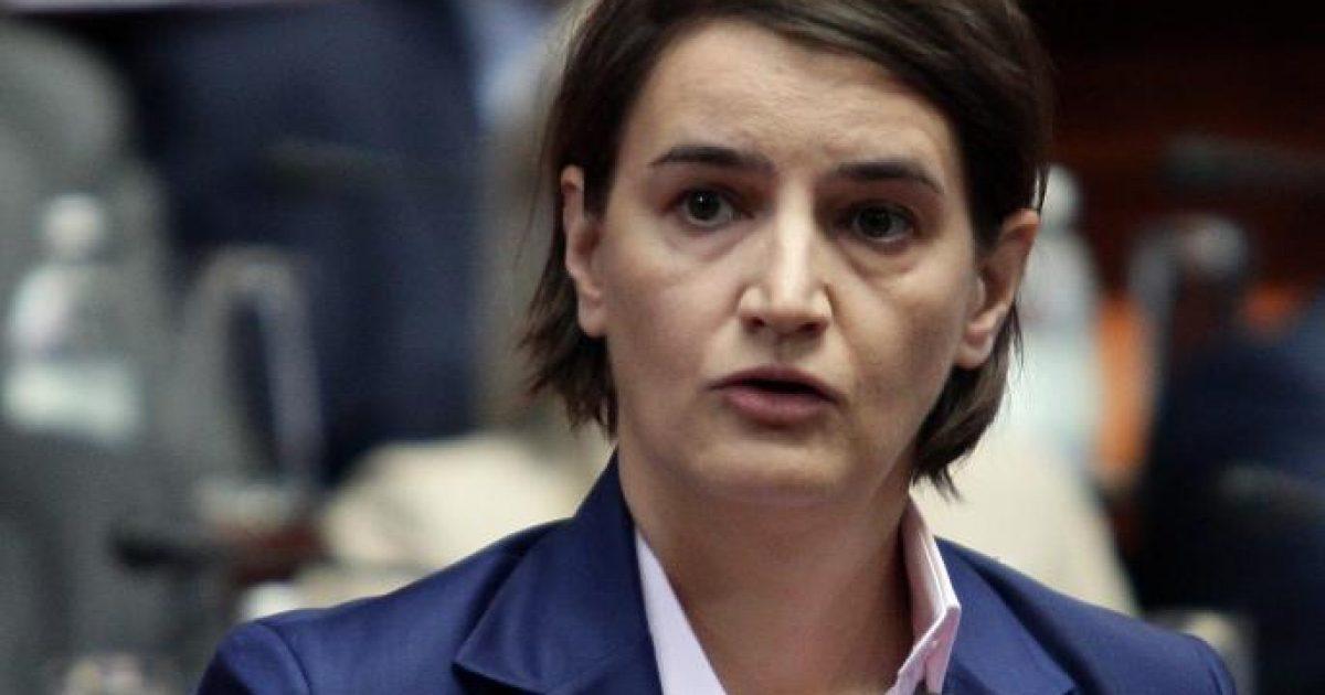 Kryeministrja e Serbisë: Është e rëndësishme që KFOR-i të mbetet në Kosovë