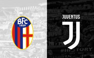 Bologna - Juventus, formacionet zyrtare