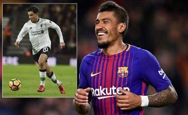 Paulinho: Kam folur disa herë me Coutinhon rreth kalimit në Barcelonë