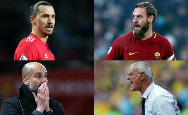 Nga De Rossi tek Ibra e Guardiola: Këto janë 10 deklaratat më interesante për vitin 2017
