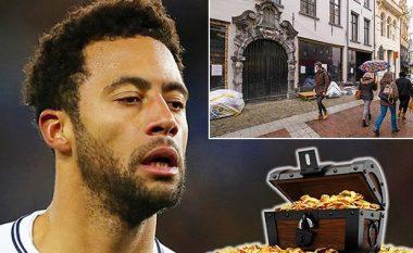 Dembele ka gjetur thesar një milion dollarësh në hotelin që e ka blerë në Belgjikë (Foto)