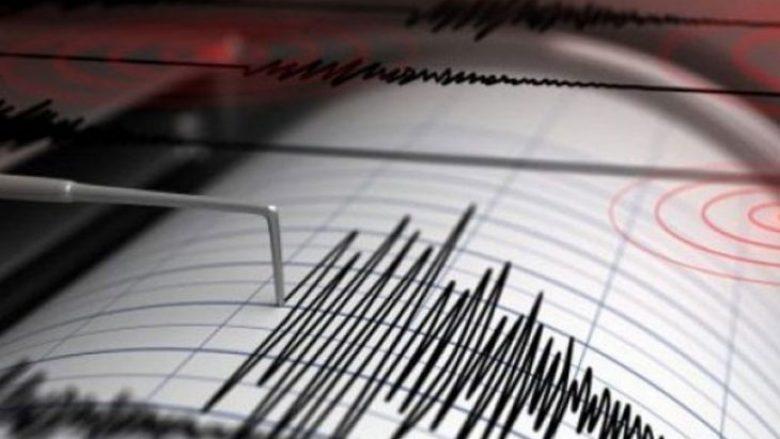 Tërmeti godet Shqipërinë