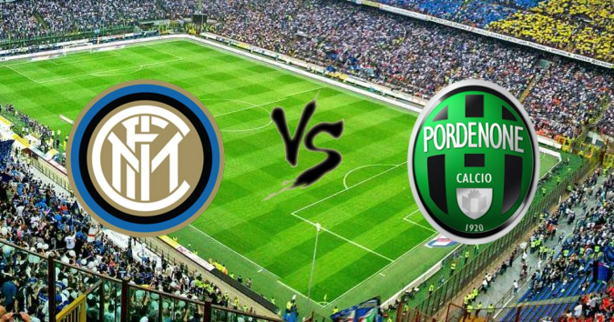 Formacionet bazë  Interi favorit ndaj Pordenones