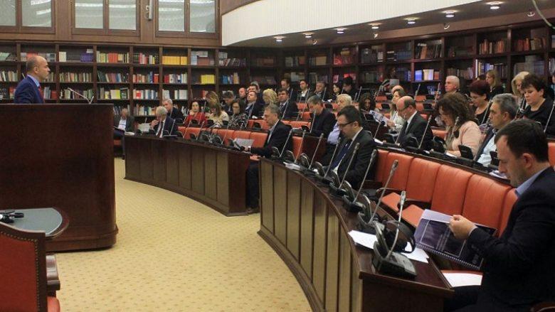Seanca e Komisionit për ndryshimet kushtetuese do të vazhdojë ditën e premte
