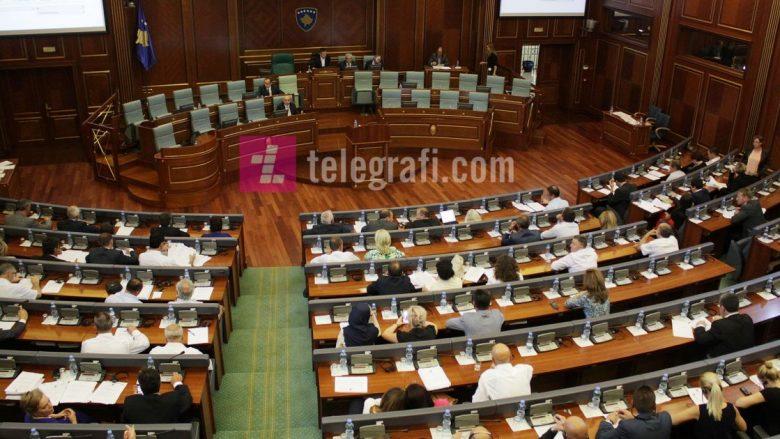 Sot shqyrtohet programi i Qeverisë 2017-2021