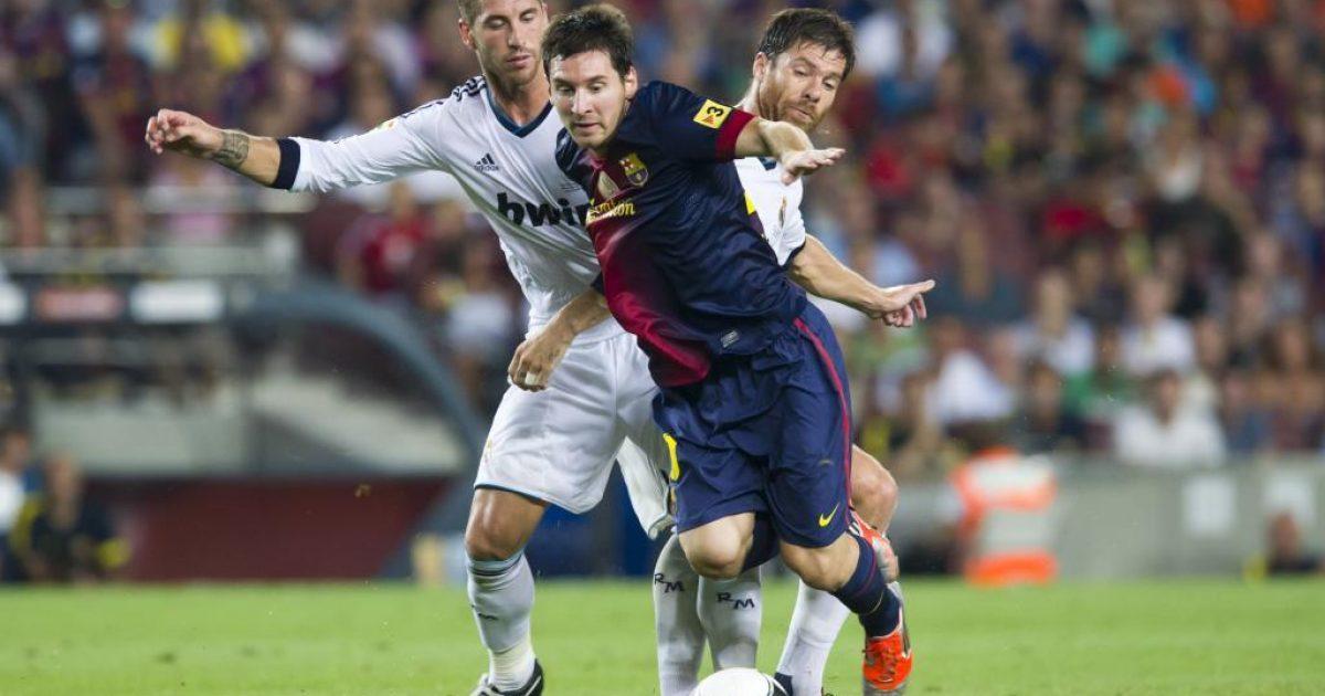 Xabi Alonso zbardh planin e hartuar me Ramosin e Mourinhon për ta ndalur Messin
