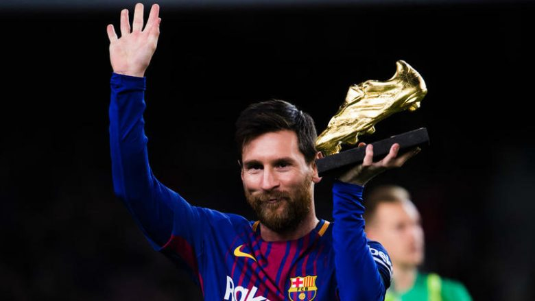 Xavi: Ronaldo nuk mund të krahasohet me Messin