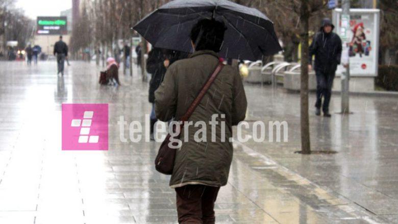 Maqedoni, nesër reshje të shiut dhe borë në vendet malore