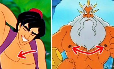 Njëzetepesë prova që vërtetojnë se logjika në filmat e animuar nuk ekziston (Foto)